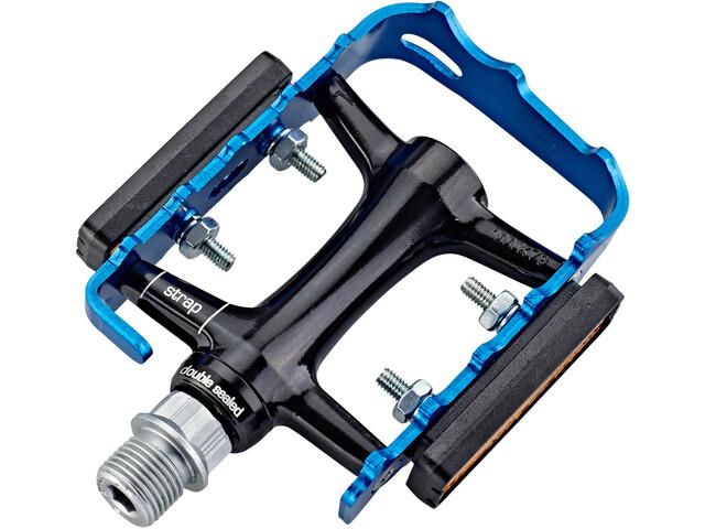 NC-17 Trekking Pro Pedals aluminium black/blue